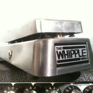 whipple-wah-pedal